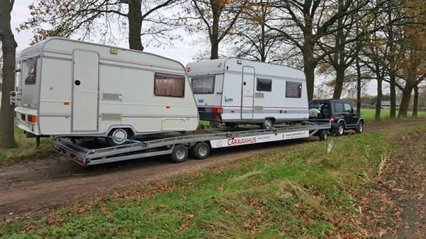 Grote foto caravan verkopen bel ons ook voor tandemassers caravans en kamperen caravans