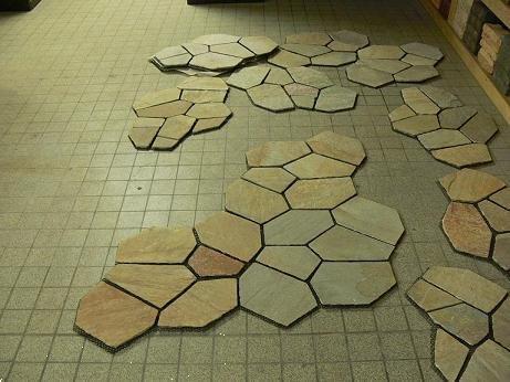 Grote foto granieten tegels aan matje aanbieding doe het zelf en verbouw overige doe het zelf en verbouw