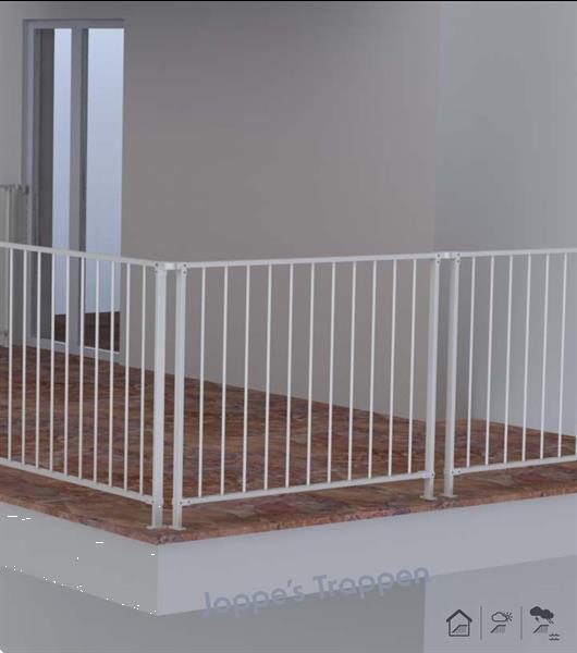 Grote foto balustrade railing hekwerk doe het zelf en verbouw overige doe het zelf en verbouw