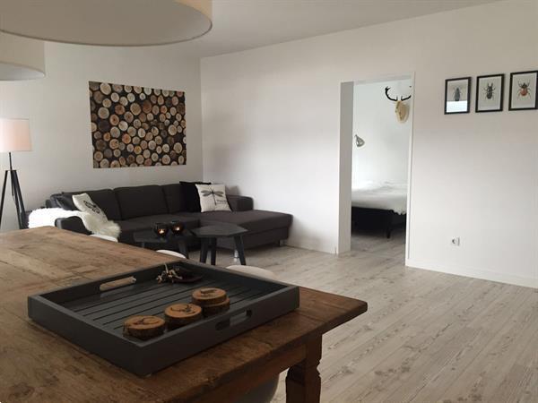 Grote foto sauerland luxe appartement met sauna te huur vakantie duitsland west