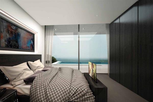 Grote foto luxe moderne eigentijdse villa s costa del sol vakantie spaanse kust