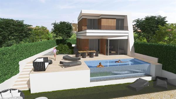 Grote foto vrijstaande villa s villamartin orihuela costa vakantie spaanse kust