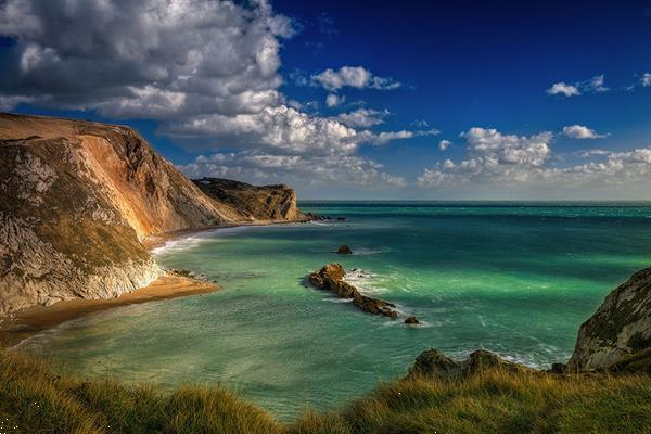 Grote foto van kust naar kust engeland rondreis vakantie groepen en rondreizen