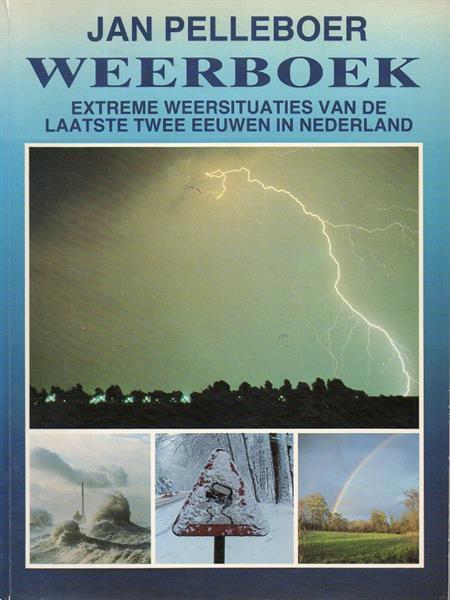 Grote foto jan pelleboer weerboek boeken natuur