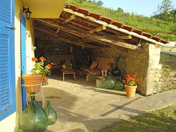 Grote foto last minute liguri huis met groot zwembad vakantie italie
