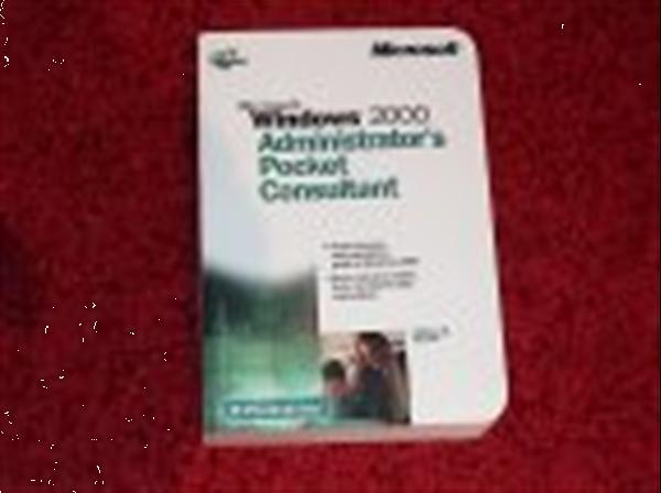 Grote foto windows2000 administrator pocket guide boeken informatica computer