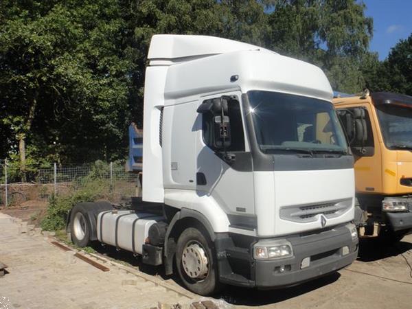 Grote foto renault premium 420dci bj 2005 auto diversen vrachtwagens