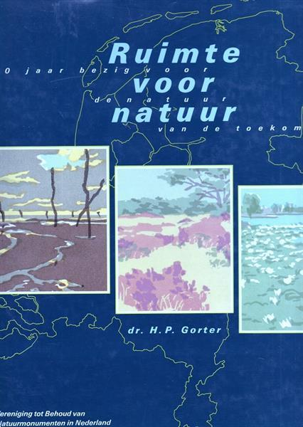 Grote foto ruimte voor natuur ver. van natuurmonumenten boeken natuur