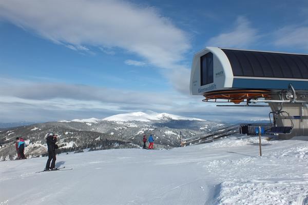 Grote foto heerlijk 6 pers. chalet ski vakantie oostenrijk