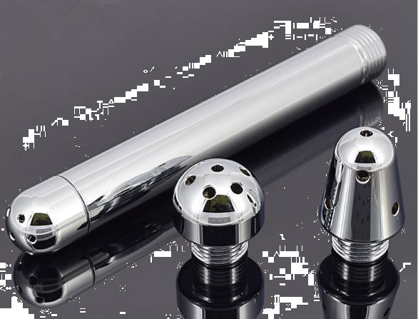 Grote foto aluminium anale dildo plug erotiek sm artikelen