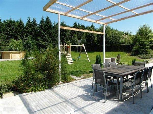 Grote foto vakantiehuis met zwembad hottub en sauna voor 11p vakantie belgi
