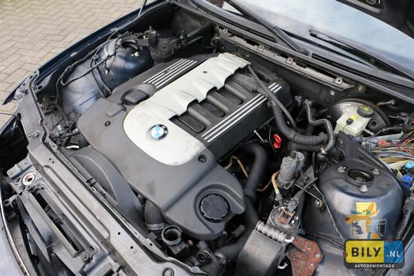 Grote foto bily enter bmw e46 330d sedan 2001 automaat auto onderdelen besturing