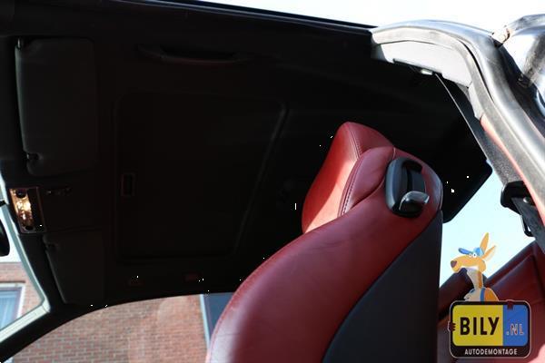 Grote foto bily bmw e46 s54 m3 met rood leder interieur auto onderdelen autosport onderdelen