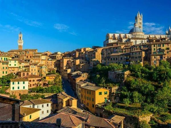 Grote foto glamping safaritent in toscane vakantie italie