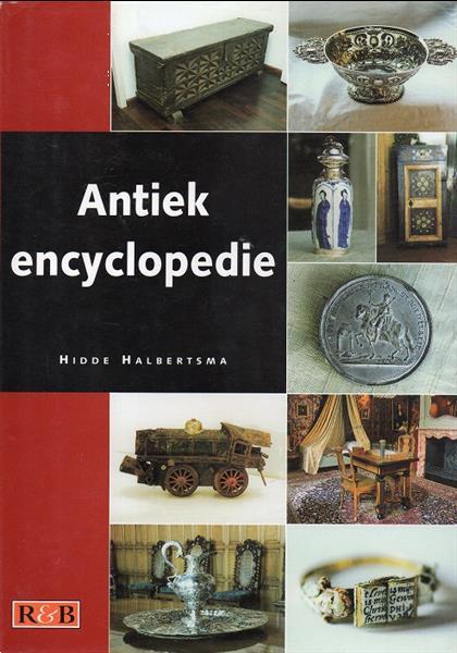 Grote foto antiek encyclopedie hidde halbertsma boeken encyclopedie n