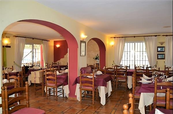 Grote foto well running restaurant in j vea. bedrijfspanden horecapanden te koop