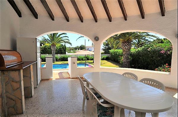 Grote foto nice villa with pool and lovely garden. huizen en kamers bestaand europa