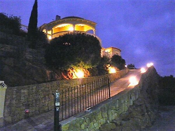 Grote foto large luxury villa with seaviews. huizen en kamers bestaand europa