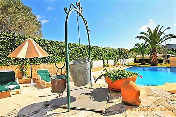 Grote foto nice villa at 5 min. driving from the beach. huizen en kamers bestaand europa