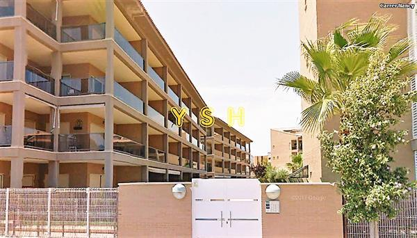 Grote foto nice apartment with seaviews 200 m from the sea. huizen en kamers appartementen en flat