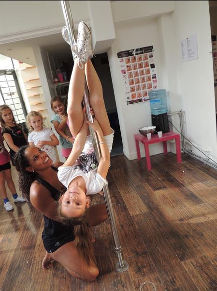 Grote foto kinderfeestje paalgym in div. steden diensten en vakmensen workshops