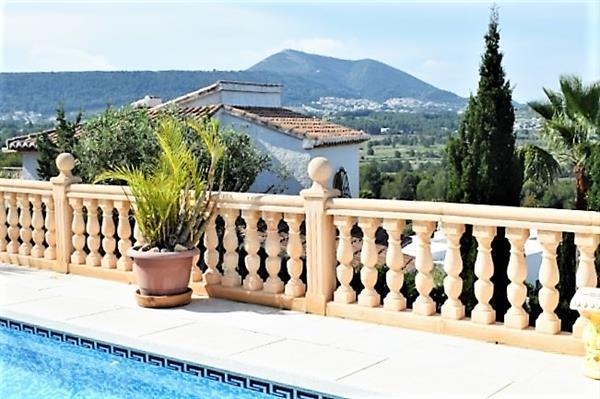 Grote foto nice villa in the urbanisation of rafalet. huizen en kamers vrijstaand