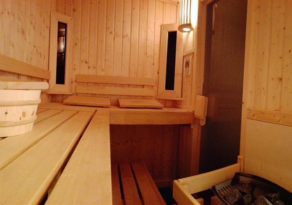 Grote foto vakantiewoning ardennen 2 g tes sauna vakantie belgi