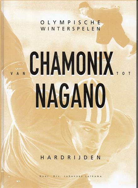 Grote foto olympische winterspelen van chamonix tot nagano boeken sport