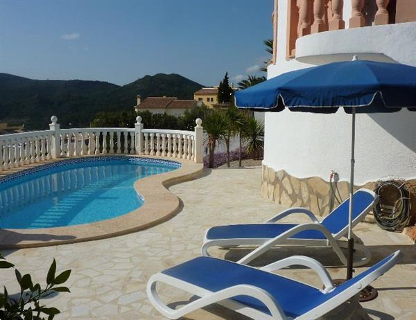 Grote foto ador nabij gandia vrijst villa met prive zwembad vakantie spaanse kust
