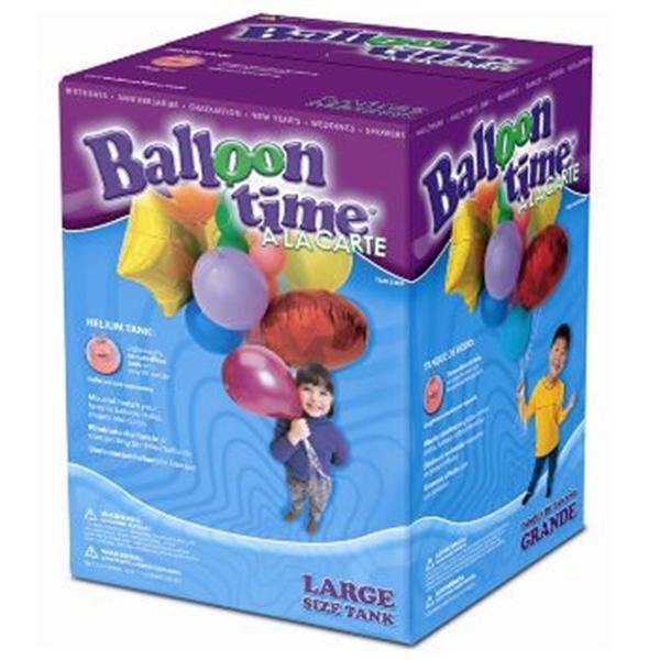 Grote foto helium balloontime verschillende pakketten kinderen en baby overige