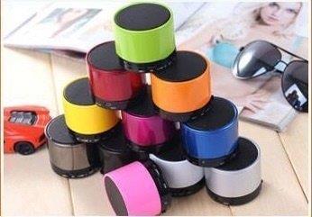 Grote foto mini bluetooth speaker sd tf kaart microfoon 4 kleuren muziek en instrumenten speakers