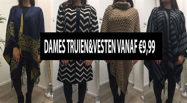 Grote foto truien en vesten kleding dames truien en vesten