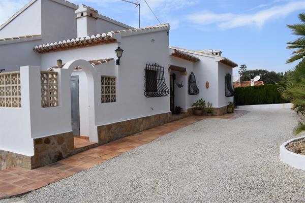 Grote foto spacious southfacing villa in j vea huizen en kamers vrijstaand