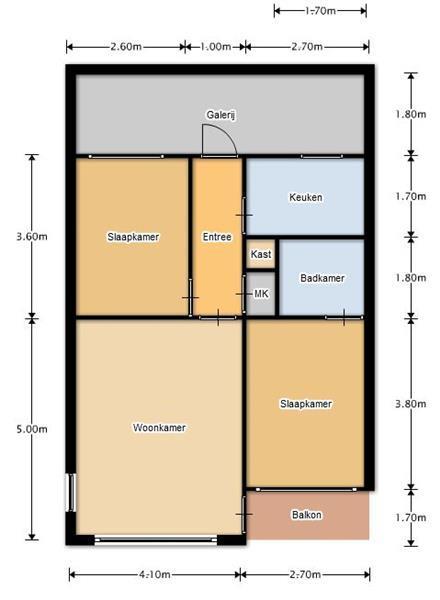 Grote foto appartement te huur in veendam veendam en omgeving station huizen en kamers appartementen en flat