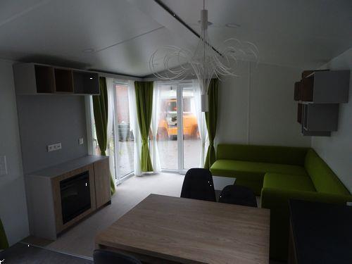 Grote foto lark chios caravans en kamperen stacaravans