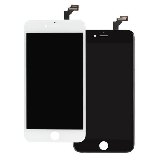Grote foto iphone 6 plus scherm touchscreen lcd onderdelen aa kw telecommunicatie toebehoren en onderdelen