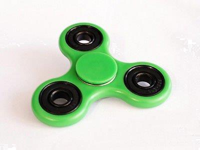 Grote foto standard tri fidget hand spinner anti stress draaier toy gro verzamelen speelgoed