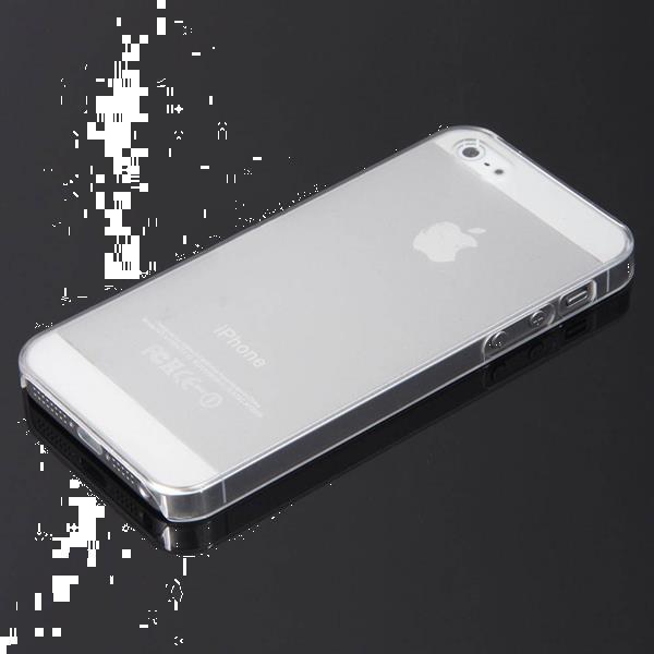 Grote foto iphone 4s transparant clear case cover silicone tpu hoesje telecommunicatie mobieltjes