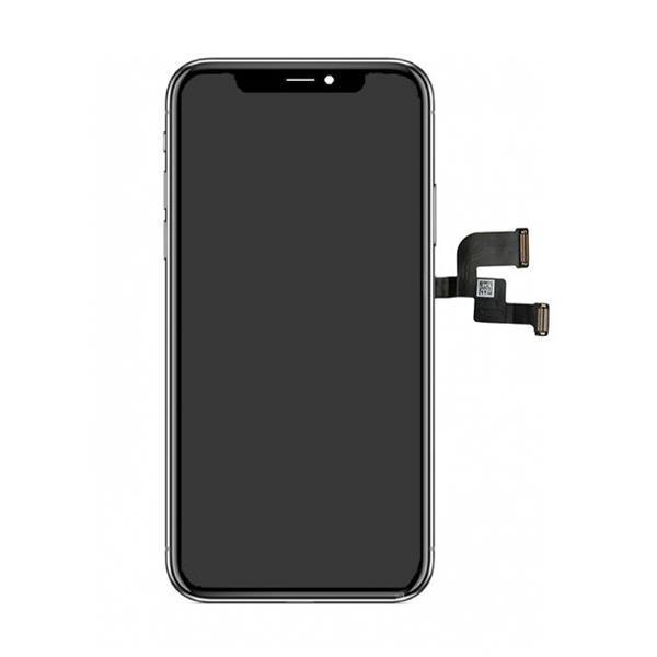 Grote foto iphone x scherm touchscreen oled onderdelen aaa kwali telecommunicatie toebehoren en onderdelen