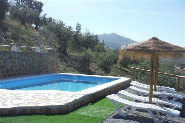 Grote foto te huur vakantiehuisjes in de natuur andalusie vakantie spanje