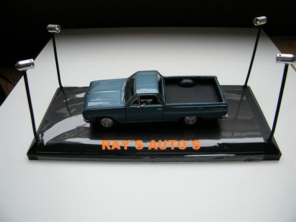 Grote foto modelauto display case vitrine box led 1 18 verzamelen auto en modelauto