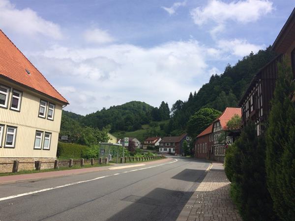 Grote foto familiehuis met winkel en 2 garagen huizen en kamers bestaand europa