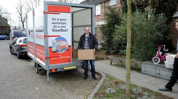 Grote foto de stowbox shortstay deventer salland storage diensten en vakmensen verhuizers en opslag