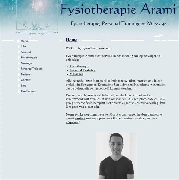 Grote foto personal training fysiotherapie massage diensten en vakmensen bijles priv les en taalles