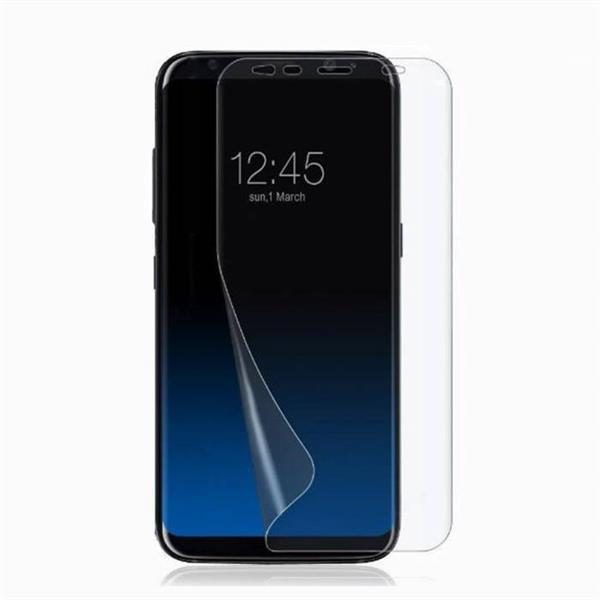 Grote foto samsung galaxy s8 screen protector soft tpu foil folie pet f telecommunicatie toebehoren en onderdelen