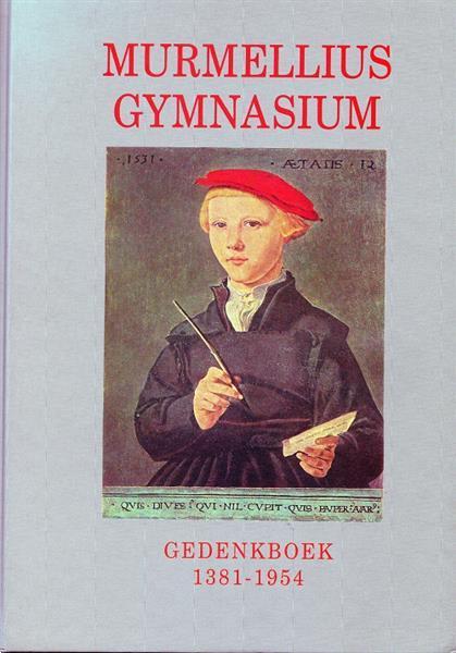 Grote foto murmellis gymnasium gedenkboek 1381 1954 boeken geschiedenis regio