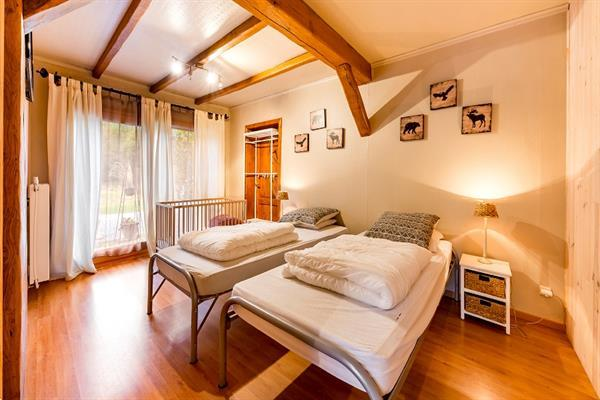 Grote foto vakantievilla voor 10p met sauna aan de rivier vakantie belgi