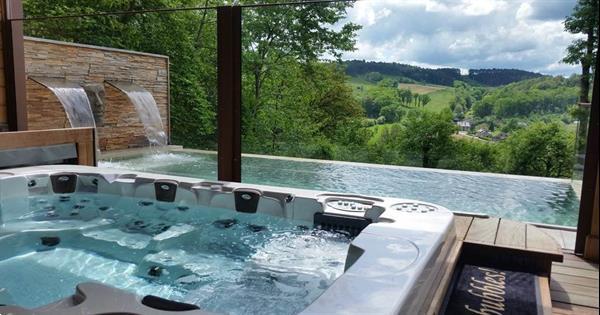 Grote foto luxe wellness vakantie in de ardennen durbuy vakantie belgi