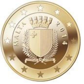 Grote foto malta 5 euro 2014 eerste wereldoorlog verzamelen munten overige