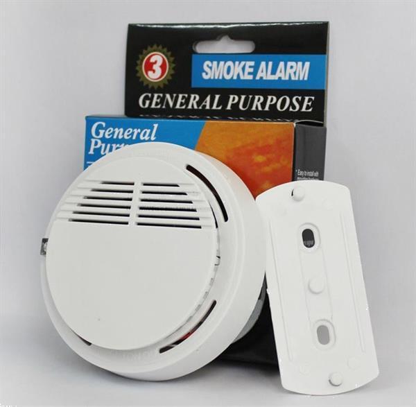 Grote foto aanbieding 3x rookmelder rook melder brandalarm brand alarm doe het zelf en verbouw brandblussers